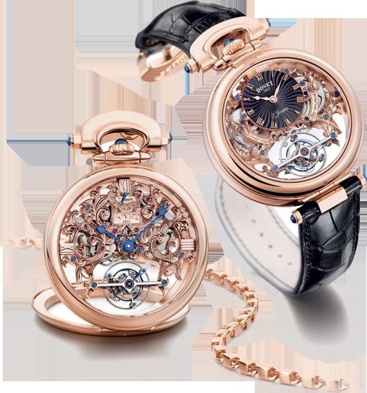 haute horlogerie et montres de luxe