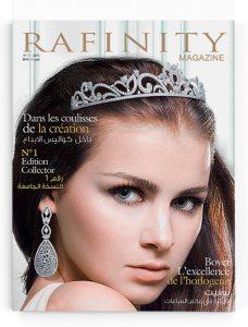 1ère édition magazine Rafinity