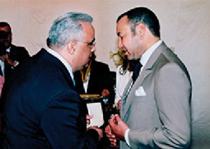 OroMecanica's involvement in the professional integration of people with special needs is also highly recognized. On April 1, 2005, His Majesty the King Mohammed VI awarded the medal of merit to Aziz El Hajouji, Chief Executive Officer of OroMecanica for the efforts of his company in this direction. This recognition in high places confirms and encourages the CEO of Oromecanica to continue this path for the greater good.