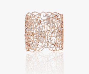 Manchette-en-or-rose diamants