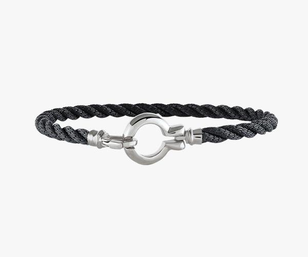 Bracelet-en-or-blanc-18-carats-avec-fermoir-stylisé-au-centre