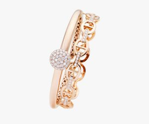 Bracelet-en-or-rose-serti-de-diamants-rond