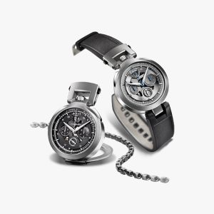 Chronographe-gambiano montre