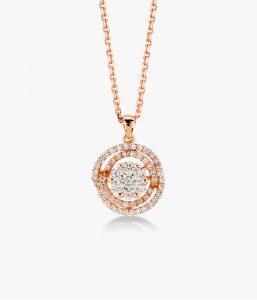 Collier-en-or-rose-18K--serti-de-diamants