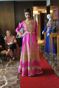 caftan nouvelle collection Rafinity Haute couture