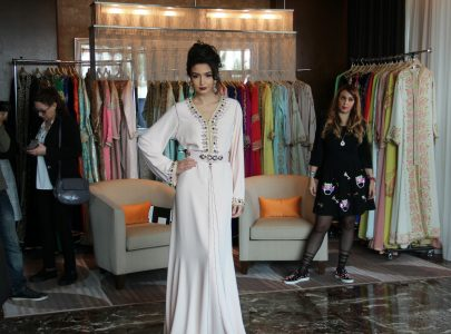 Lancement de Rafinity Haute couture