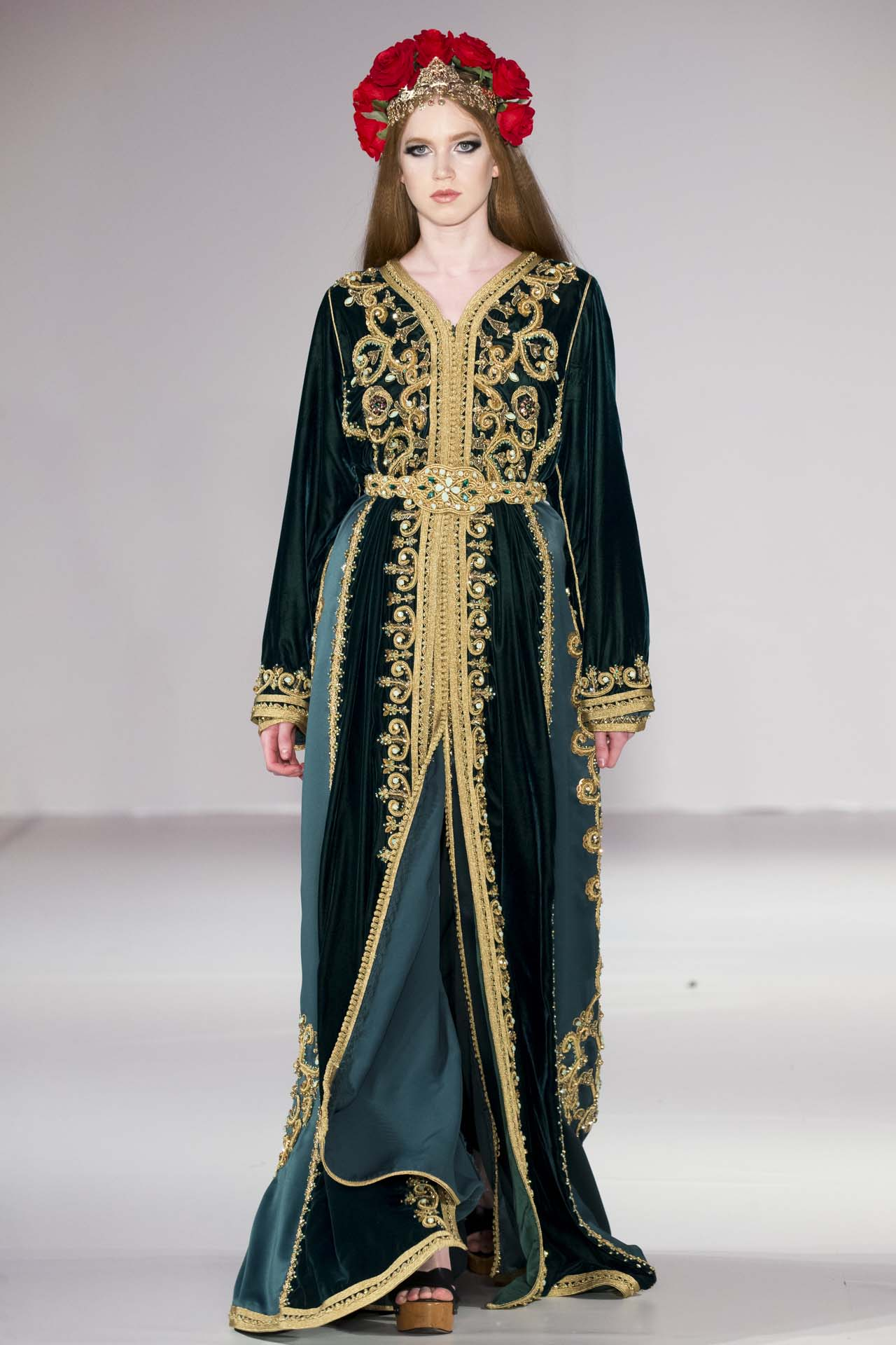 Collection Rafinity Haute couture caftans