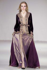 caftan traditonnel Rafinity Haute couture
