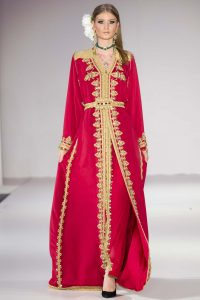 Rafinity Haute couture caftan marocain pour mariage