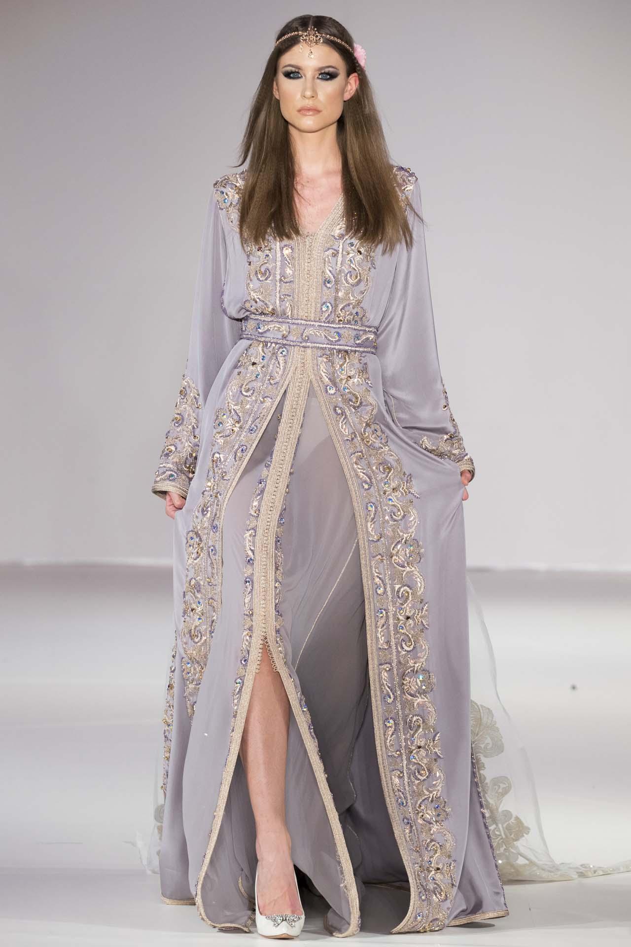 Caftan Rafinity haute couture