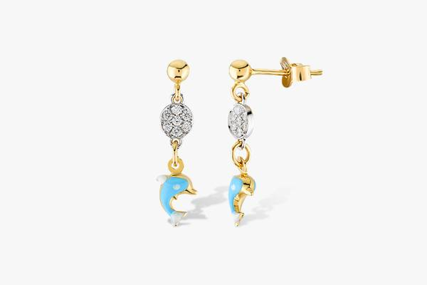 Boucles-doreilles-en-or-jaune-18K-serties-de-diamants